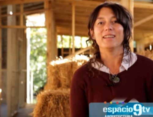 Entrevista Del Colegio de Arquitectos Capba IX – Mayo 2017 Arquitecta Analía Díaz